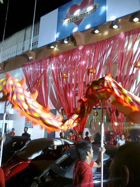 Valentines meets Chinese New Year at the PBB Double Up Big Night