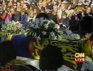 CNN Princess Diana's funeral 1995