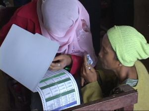 Vote-coaching in Sultan Dumalondong, Lanao del Sur during the special elections