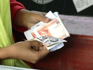 Vote-buying in Lumba Bayabao, Lanao del Sur during the June 2010 special elections