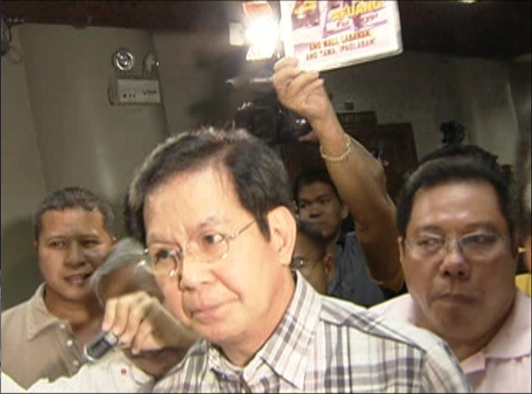 Lacson going to elevator March 28 By Gomer Diaz