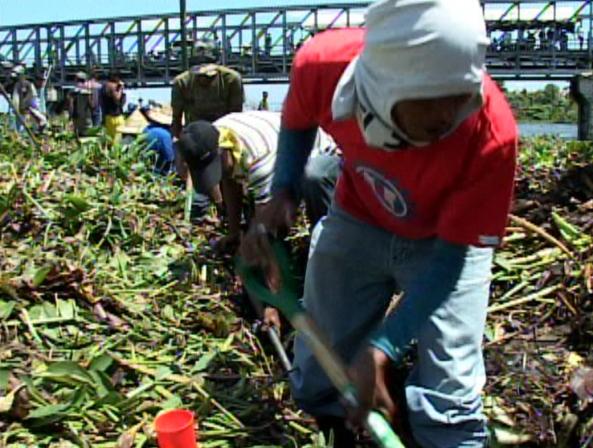 Cotabato dredging Delta Bridge June 22 Shot by ABS-CBN Cotabato