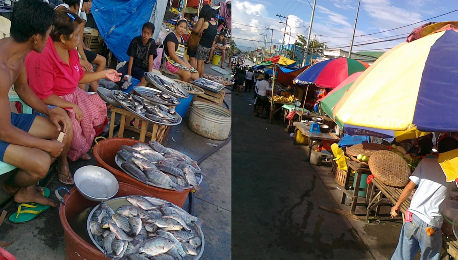 Calumpit Philippines  city photos : Makeshift market stalls in flooded Calumpit, Bulacan October 2011 Shot ...