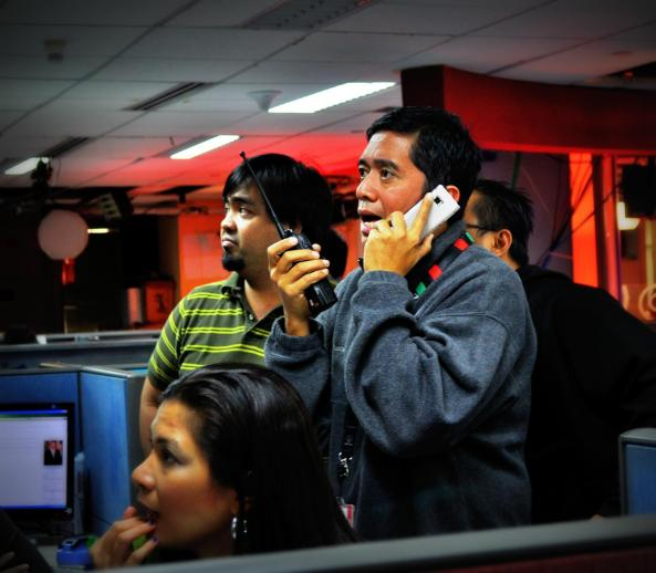 Dec 9 Donald Raynan James Zyann at newsroom Shot by Kyle Bagtas