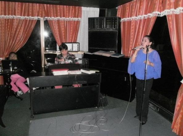 Dec 24 Cagayan De Oro hotel bar singers by Rodrigo Tapales