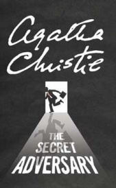The Secret Adversary cover by Agatha Christie