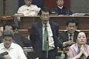Yearend-2012-Enrile at Erap impeachment