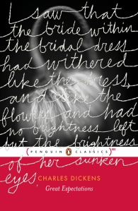 Book Cover: Great Expectations by Charles Dickens c/o Penguin Classics