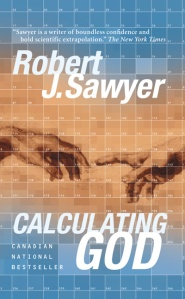 """Calculating God"" by Robert J. Sawyer"