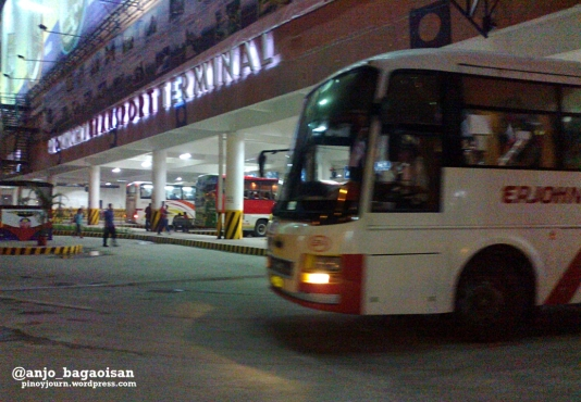 The Southwest Integrated Bus Terminal in Coastal Mall, Paranaque (Shot by Anjo Bagaoisan)