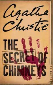 Cover of Agatha Christie The Secret of Chimneys