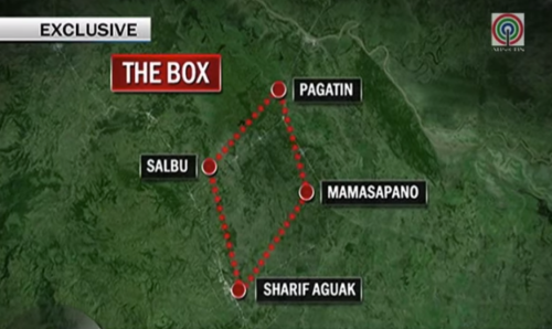 """The Box"" of Maguindanao. Learn details from the report upon clicking. (Grab from ABS-CBN News)"