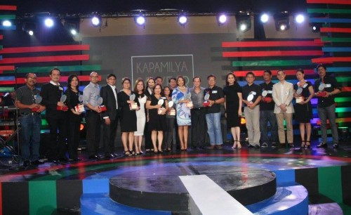 The 25 year awardees of 2015 (Shot c/o Mitchelle Tan)
