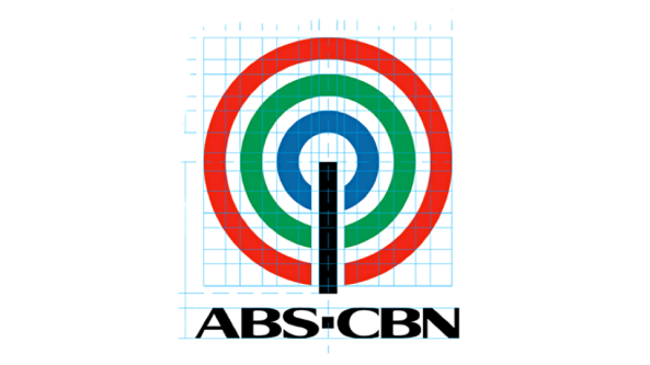 The 2014 ABS-CBN logo laid on measurements (Courtesy ABS-CBN Corporate)