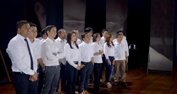 The DZMM Radyo Patrol 2016 in the 30th anniversary station ID (Courtesy: ABS-CBN CCM)